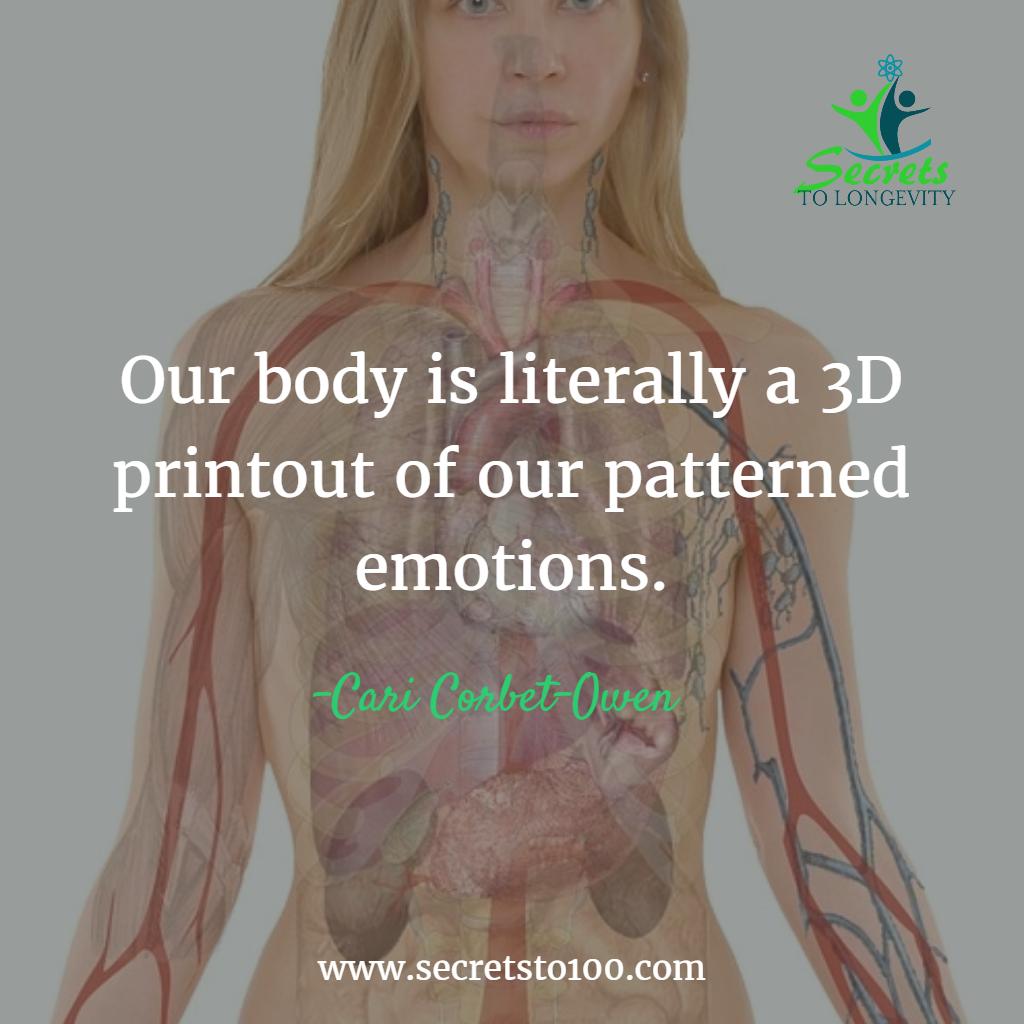 3D Body Longevity