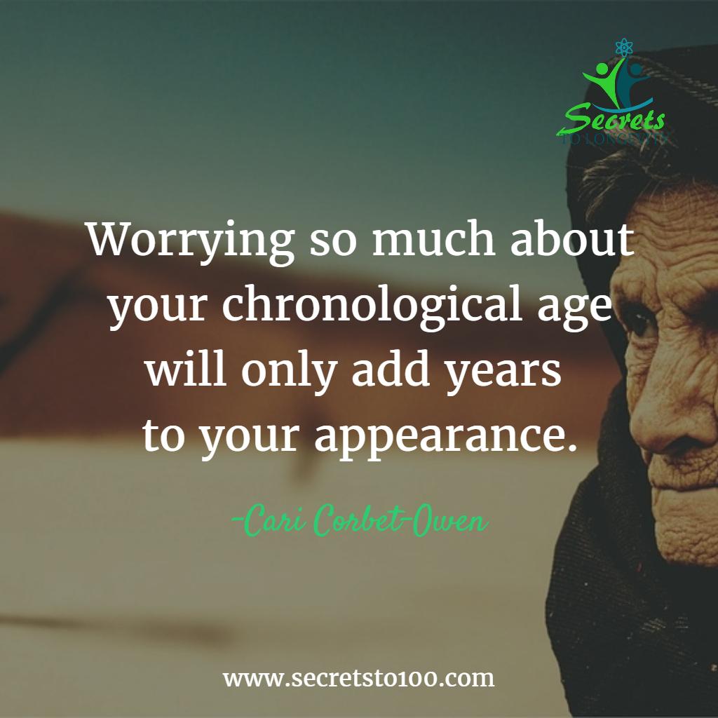 Aging Longevity