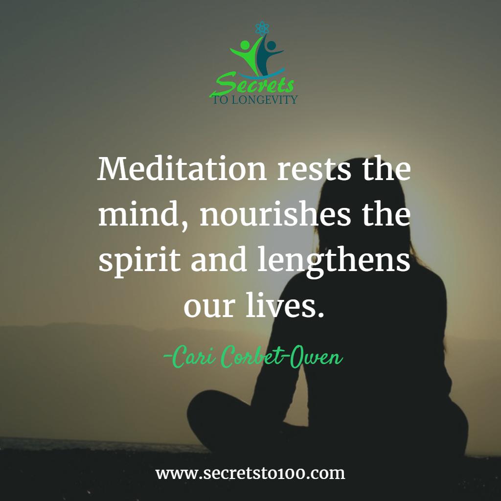 Meditation Rests