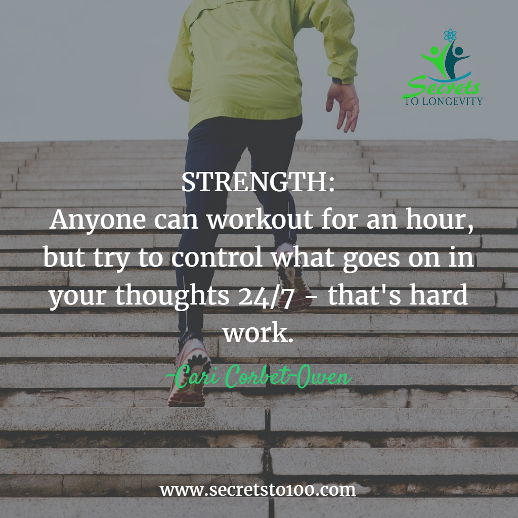Strength Longevity Lifestyle