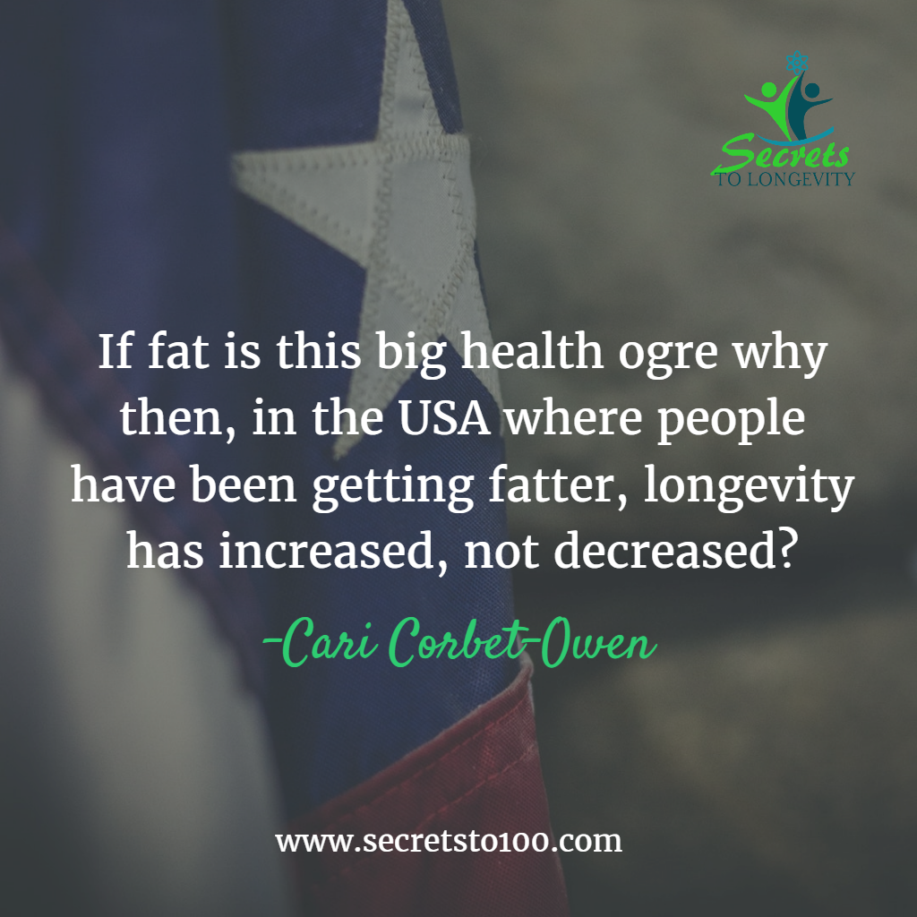 Longevity Lifestyle Matters