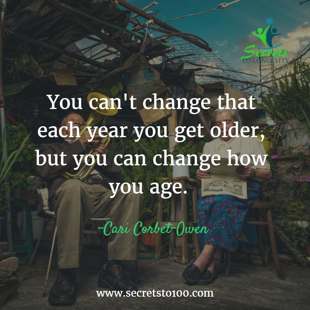 Aging Longevity Lifestyle